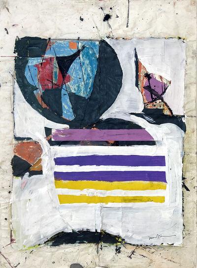 Beatrice Mandelman, 'Untitled (70-COL 2-10)', ca. 1970s