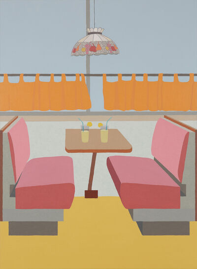 Zsofia Schweger, 'Miami Diner (Jimmy's Eastside)', 2020