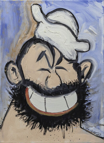Erik Hanson, 'Hairy Brute, 7/26/17', 2017