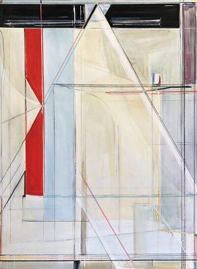 Richard Roblin, 'Tricolor', 1999