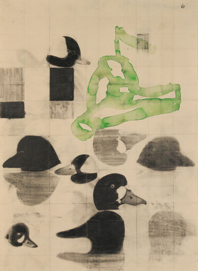 Christopher Brown, 'Duck Studies (with Green)', 2009