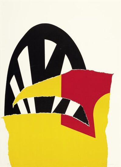 Burhan Dogançay, 'Untitled', 1991
