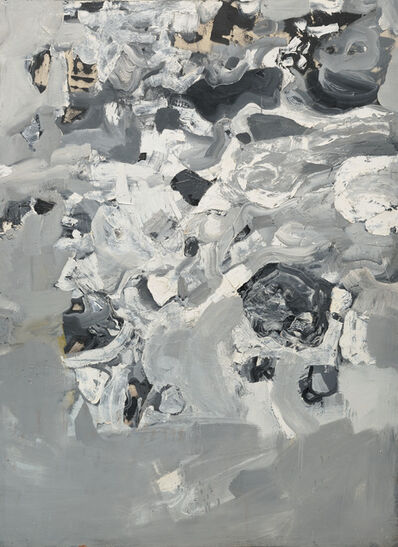 Jay DeFeo, 'Untitled (Everest)', 1955