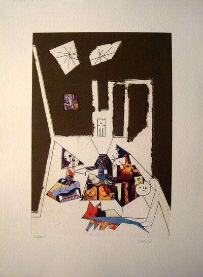 Manolo Valdés, 'Cubismo Como Pretexto I', 2004
