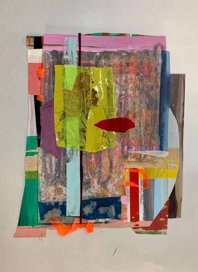 Ivelisse Jiménez, 'Archive of errors #4', 2021