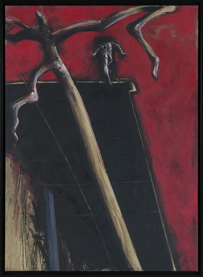 Vladimir Velickovic, 'Descente Fig XXIII.', 1998