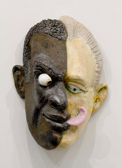 Robert Arneson, 'Split Lick', 1991