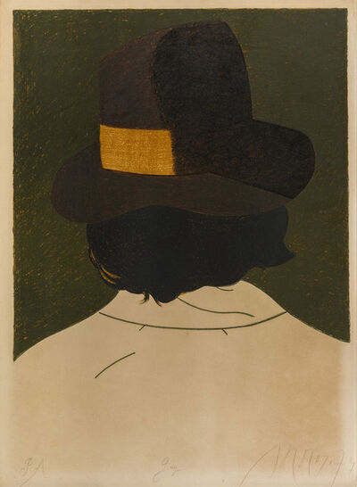 Eduardo Arroyo, 'Guy', 1974