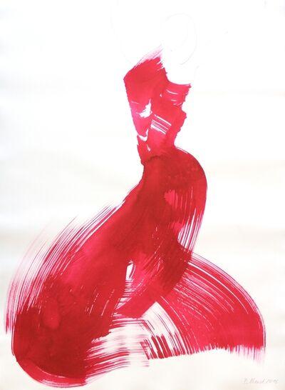 Bettina Mauel, 'The Red Cloth  88', 2016