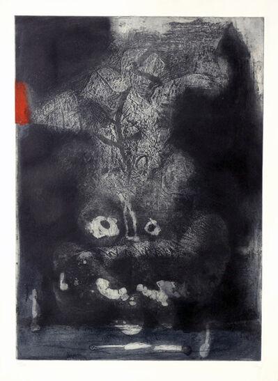 Antoni Clavé, 'Guerrero', 1966