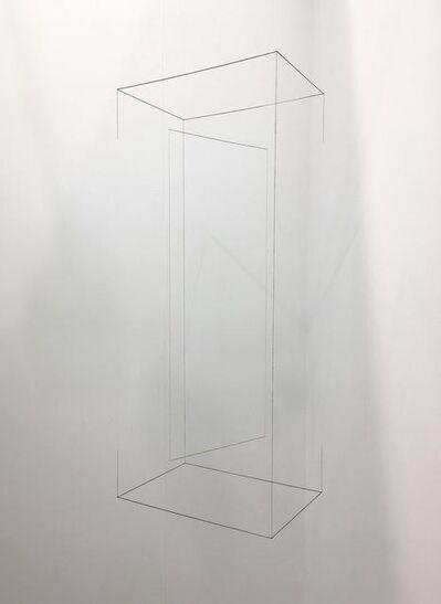 Jong Oh, 'Line Sculpture (Cuboid) #33', 2019
