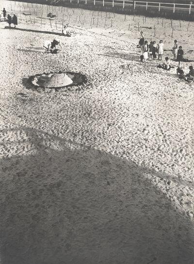 László Moholy-Nagy, 'Sand Architects, No. 2', 1929