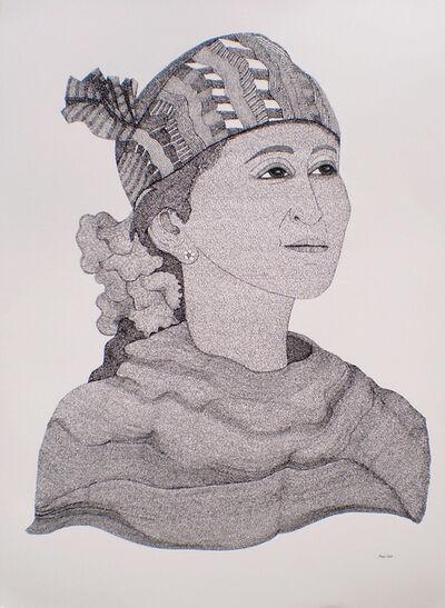 Irene Lees, 'Aung San Suu Kyi', 2016