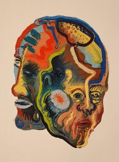 Mark Frygell, 'Janus Head III', 2019