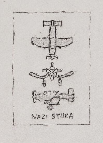 William Anthony, 'Nazi Stuka', 1999