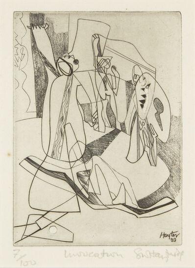 Stanley William Hayter, 'Invocation [Black & Moorhead 129]', 1939