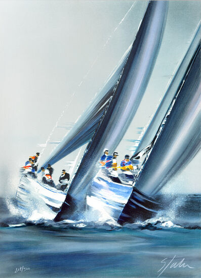 Victor Spahn, 'America's Cup - Valence', 2007