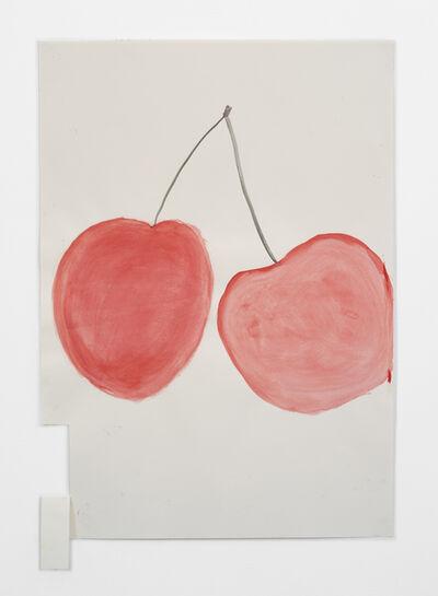 Rose Wylie, 'Cherry', 2016