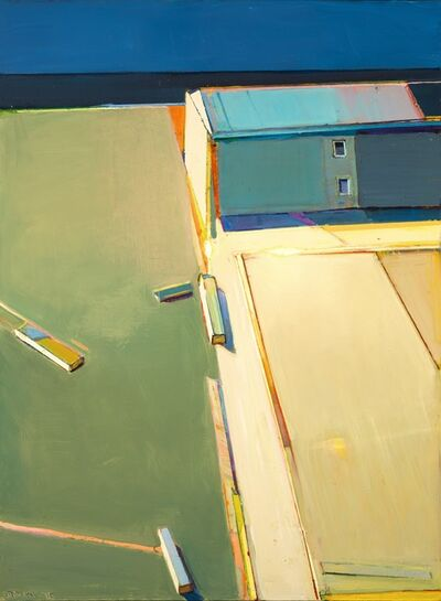 Raimonds Staprans, 'Road to Redondo Shores', 2010