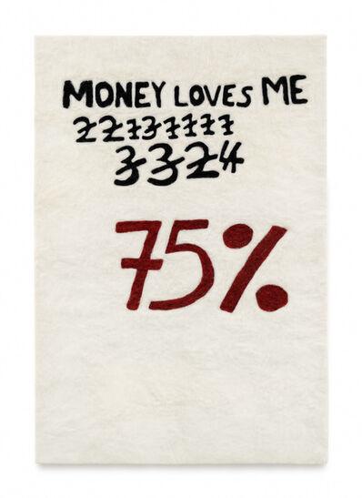 Elif Erkan, 'Does Money Love Me?', 2018