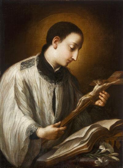 Francisco de Goya, 'San Luís Gonzaga', 1780-1786
