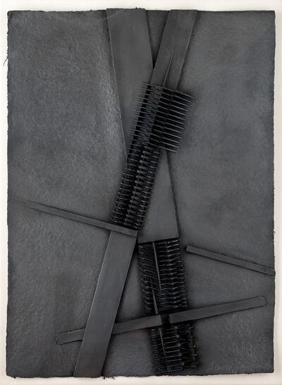 Arnaldo Pomodoro, 'Pietra Rubia series', ca. 1981