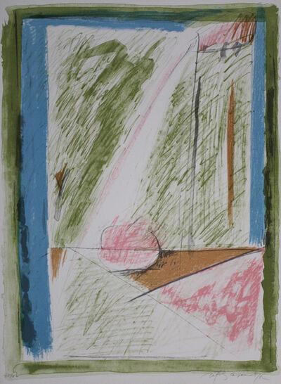 Albert Ràfols-Casamada, 'Interiors 1', 1982