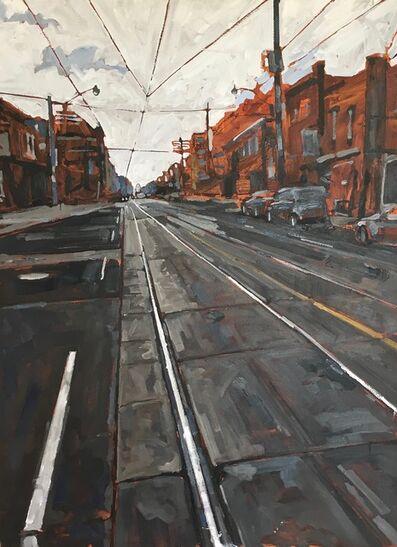 Stewart Jones, 'The City Still Breathing...'