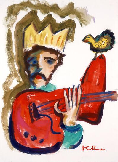 Howard Kline, 'Guitar King', 2009