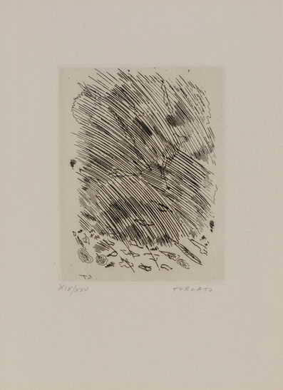 Giulio Turcato, 'Untitled', 1962
