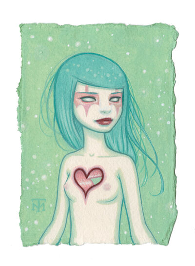 Tara McPherson, 'Heart Girl'