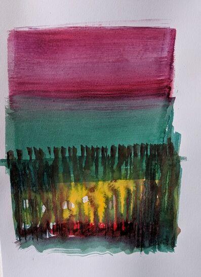 Neda Dana-Haeri, 'Winterreise 4', 2018