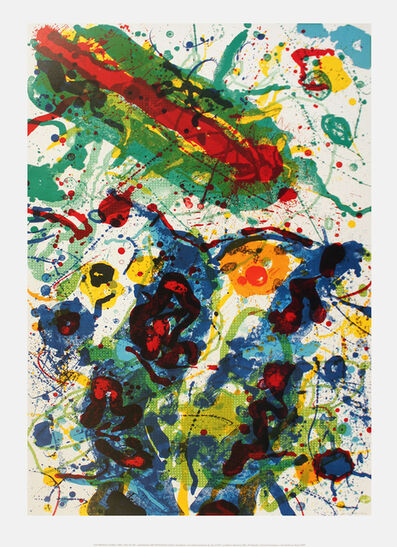 Sam Francis, 'Untitled SF-341', 2004