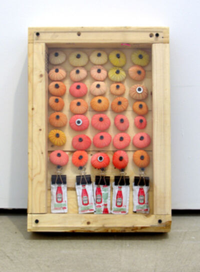 Phoebe Washburn, 'Condiment Box For Hippies Eating Burgers By The Sea (Gatorade Not Included)', 2008