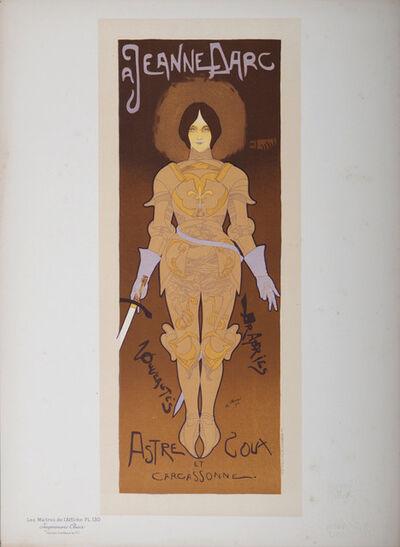 Georges de Feure, 'Jeanne d'Arc', 1898