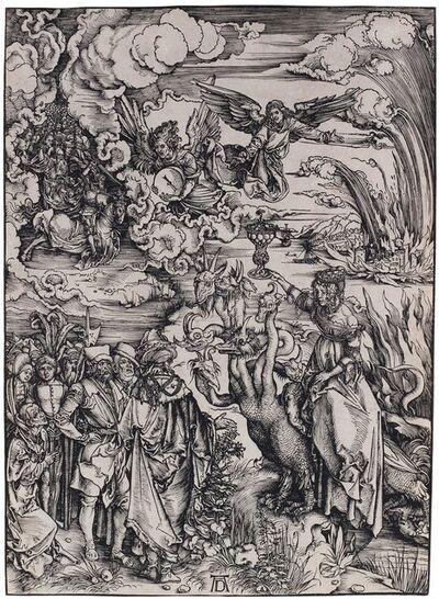 Albrecht Dürer, 'Das babylonische Weib – The Babylonian Whore ', ca. 1496