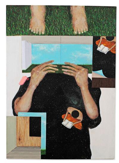 Bruno Kurru, 'Auto-Conhecimento (da série Condensação de Estados Sensíveis)', 2010