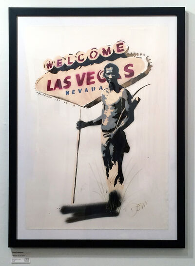 Dom Pattinson, 'Welcome To Vegas ', 2015