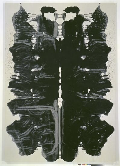 Andy Warhol, 'Rorschach', 1984