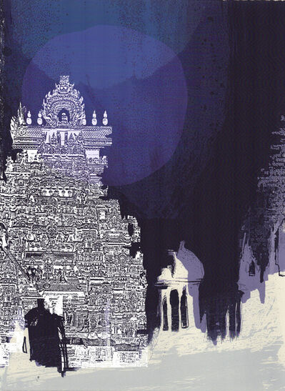 Chitra Merchant, 'Night VIII'