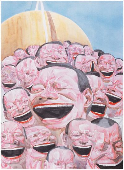 Yue Minjun, 'Untitled (Smile-ism No. 3)', 2006