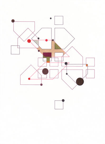 Nayda Collazo-Llorens, 'Variaciones 3', 2016