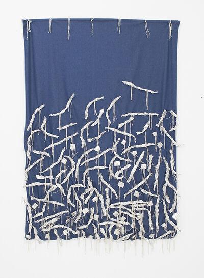 Hassan Sharif, 'Blue Lenin', 2015