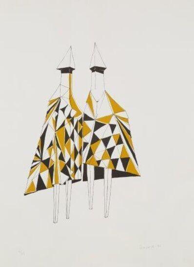 Lynn Chadwick, 'Checkmates', 1972