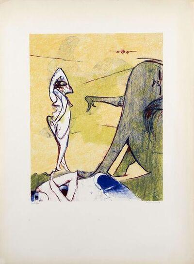 Dorothea Tanning, ' Hommage à Max Ernst', 1974