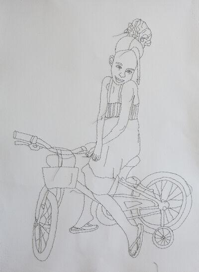 Mónica de Miranda, 'Blind Drawings XVI', 2017