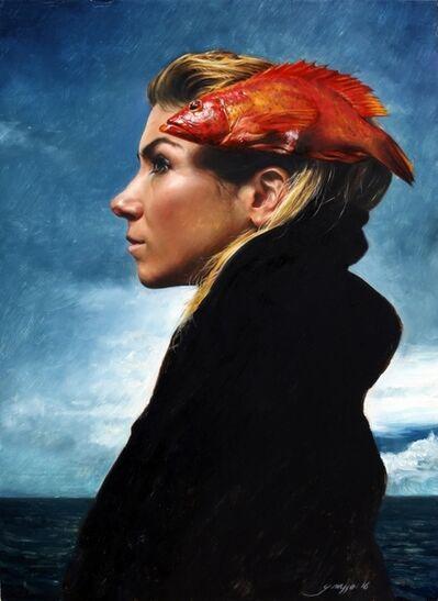 Victor Grasso, 'Le Poisson Rouge', 2017