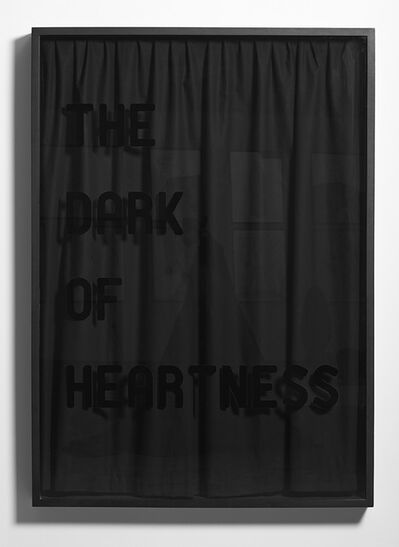 Rowan Smith, 'The Heart of Darkness', 2014