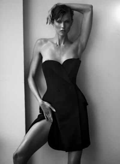 Mariano Vivanco, 'Karlie in Dior, New York', 2013
