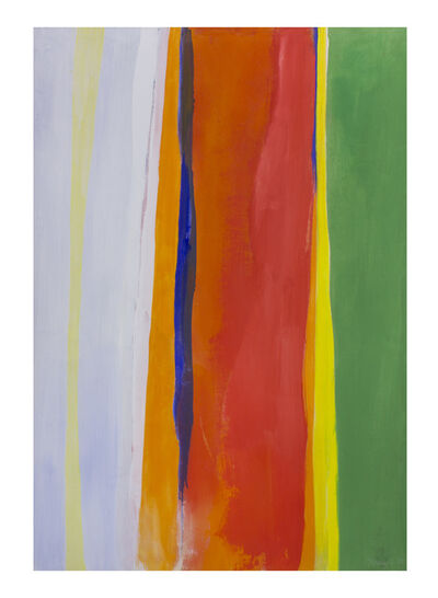 Cleve Gray, 'Anuenue', 1970